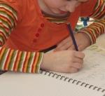 Writing a story