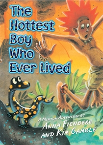The Hottest Boy Who Ever Lived: cover