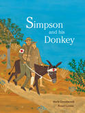 Simpson and His Donkey, illustrated by Frane Lessac