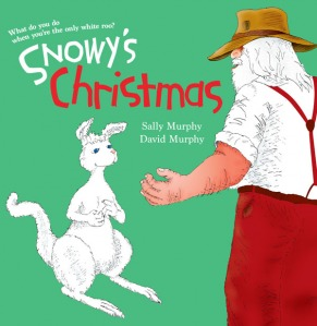 Snowy's Christmas (cover)