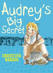 Audrey's Big Secret, cover