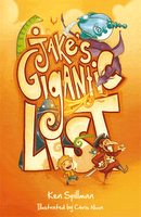 Jake's Gigantic List, cover