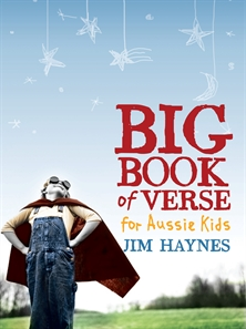 Big Book of Verse for Aussie Kids cover