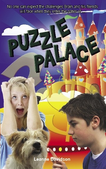 Puzzle Palace cover