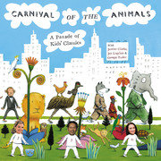 """carnival of the animals (cd cover)"""