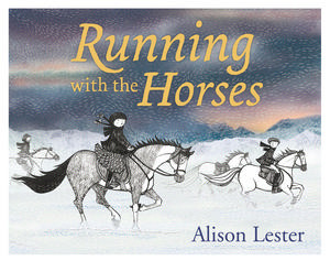 Running with the Horses (cover)