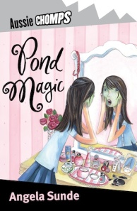 """Pond Magic"" cover"