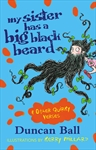 """My Sister Has a Big Black Beard book cover"""