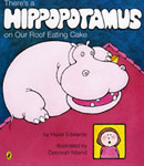 There's a Hippopotamus on my roof eating cake (cover)