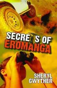 """Secrets of Eromanga (cover)"""
