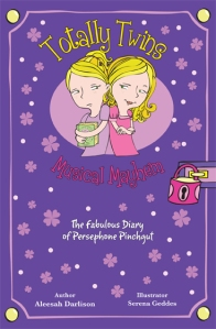 """Totally Twins"" series book 1"