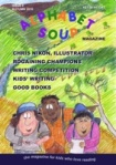 """""""Alphabet Soup issue 6 cover"""""""