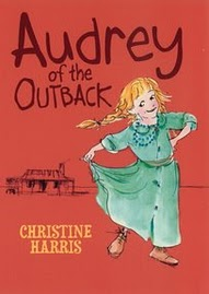 """Audrey of the Outback book cover"""