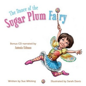 """Dance of the Sugar Plum Fairy, book cover"""