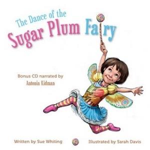 """Dance of the Sugar Plum Fairy, book cover"""