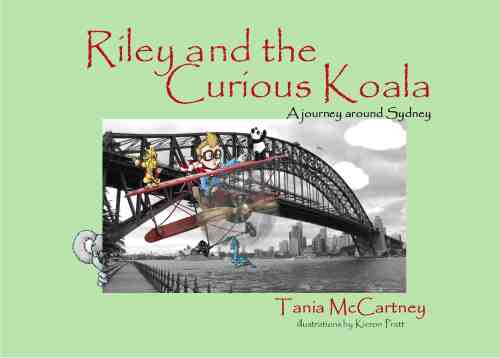 """Riley and the Curious Koala (cover)"""