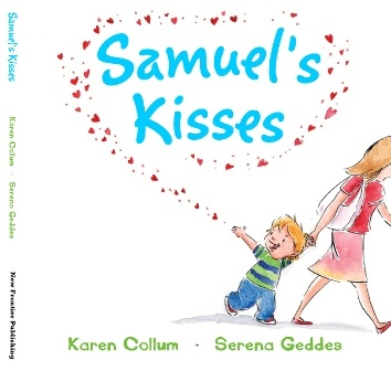 """Samuel's Kisses cover"""