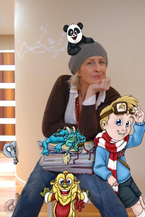 """Tania McCartney, author"""