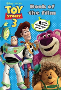 """Toy Story 3:  Book of the film (cover)"""