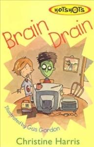 """""""Brain Drain by Christine Harris"""""""