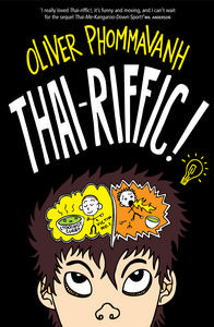 """Thai-riffic!"" cover"