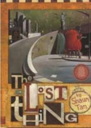 """""""The Lost Thing by Shaun Tan"""""""