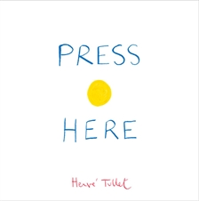 """""""Press Here (cover)"""""""