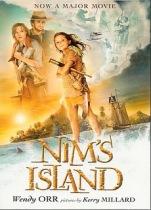 Nim's island (cover)