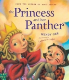 """""""The Princess and her Panther (cover)"""""""