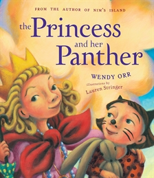 """The Princess and her Panther (cover)"""