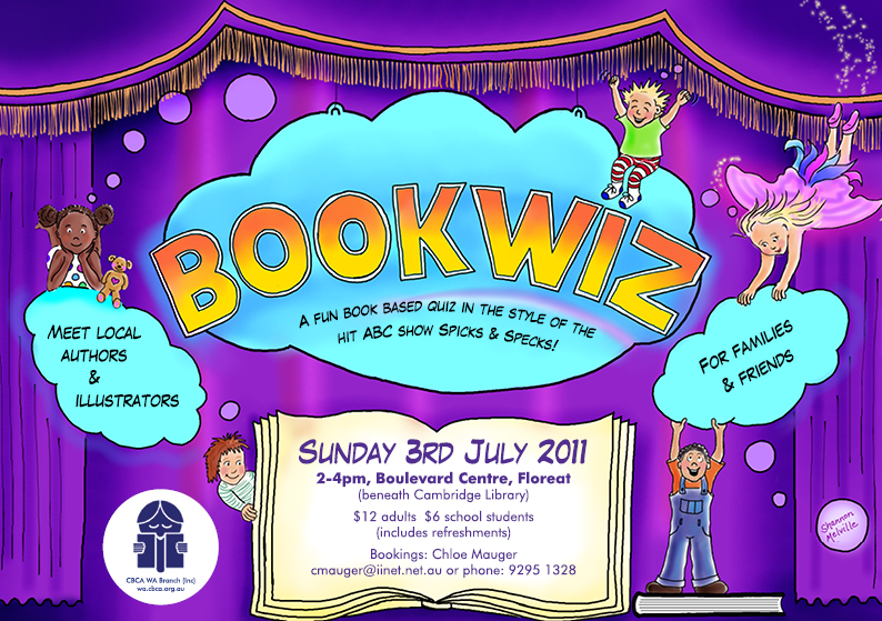 """bookwiz 2011"""