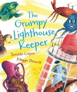 """The Grumpy Lighthouse Keeper (cover)"""