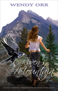 Raven's Mountain (cover)
