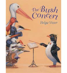 """The Bush Concert (cover)"""