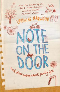 note on the door (cover)