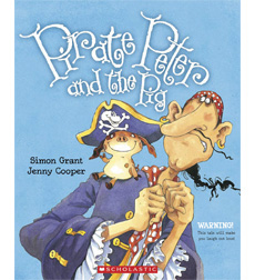 Pirate Peter and the Pig (cover)