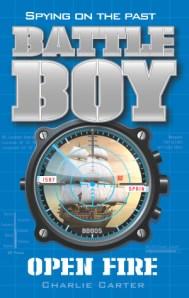 Battle Boy (cover)