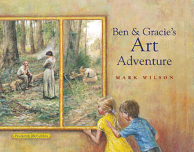Ben and Gracie's Art Adventure (cover)