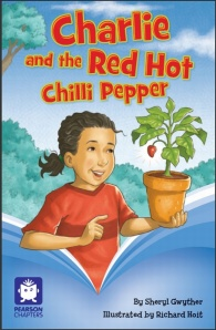 Charlie and the Red Hot Chilli Pepper cover