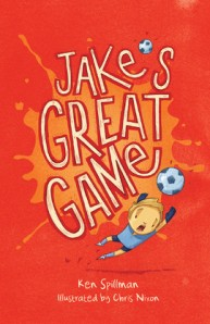 Jake's Great Game (cover)