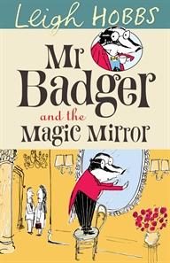Mr Badger (cover)