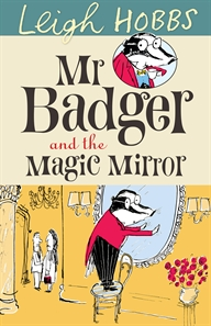 Mr Badger (cover)
