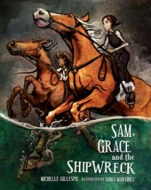 Sam, Grace and the Shipwreck, recommended by James Foley as a good read!