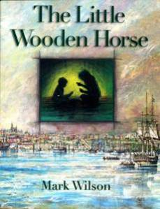 The Little Wooden Horse (cover)