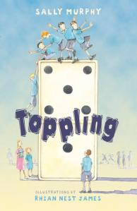 toppling (cover)