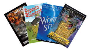 Books from Scholastic Australia