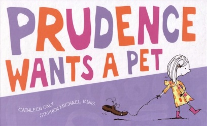 Prudence wants a pet (cover)