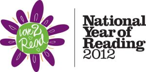 National Year of Reading logo
