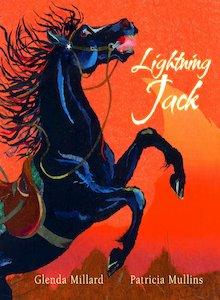 Lightning Jack by Glenda Millard and Patricia Mullins