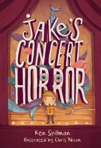 Jake's Concert Horror (cover)